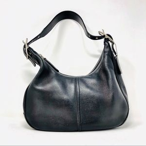 Coach 9342 Vintage Leather Zoe East West Hobo Bag